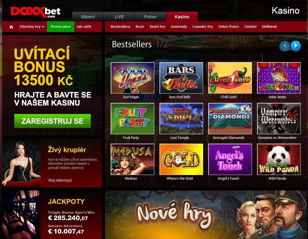 casino online cz