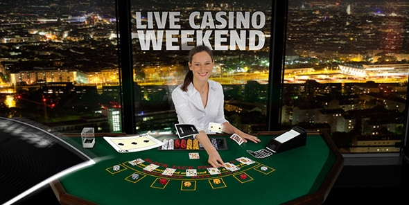 Bwin - Live Casino weekend