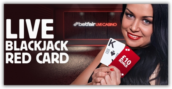 Live Blackjack Red Card v Betfair casinu