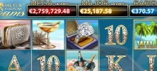 Unibet casino - Mega Fortune Dreams