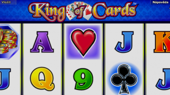 grand online casino king of cards