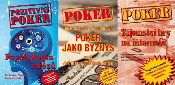 Kniha o pokeru v češtině zdarma