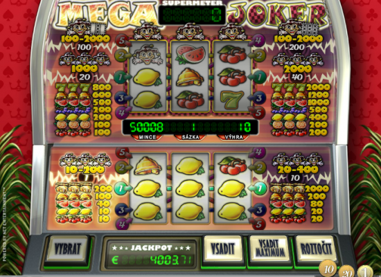 jackpotcity online casino mega joker