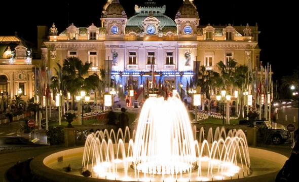 Grand Casino of Monte Carlo
