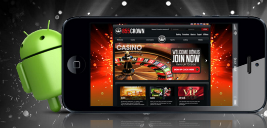 Android – online casino na mobilu