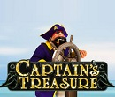 Online hrací automat Captain's Treasure