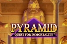 Online hrací automat Pyramid Quest for immortality