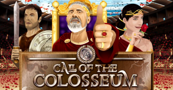 Hra týdne Call of the Colosseum a 2 bonusy