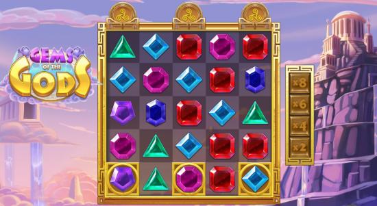 gems of the gods casino