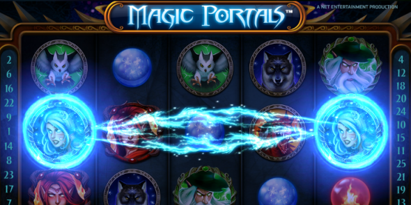 200 her na Magic Portals