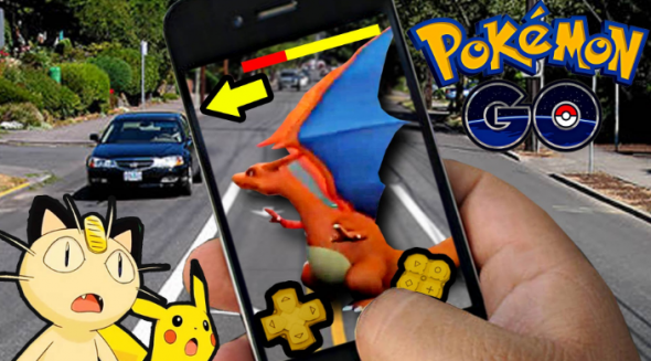 Pokemon Go: super hit a konkurence casino her!