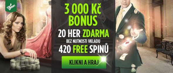 online casino bonus za registraci bez vkladu