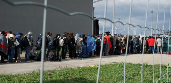 Uprchlíci se v Německu vrhají do kasin!