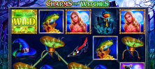 Bohemia Casino - Charms and Witches