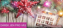 Vánoční hry zdarma pro každého v online casinu LeoVegas