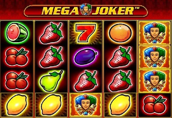 Automat Mega Joker