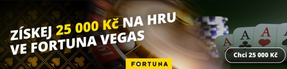 Fortuna Vegas bonus do online casina