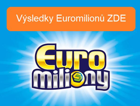 Eurojackpot výsledky tabulka vyher