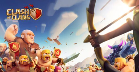 Clash of Clans - recenze