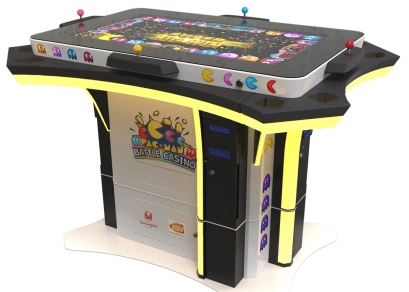 Hra Pac-Man Battle Casino