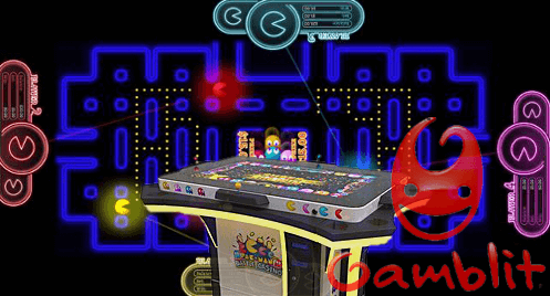 Pac-Man Battle Casino