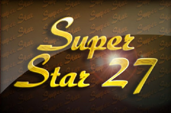 Výherní automat Super Star 27 od firmy e-gaming