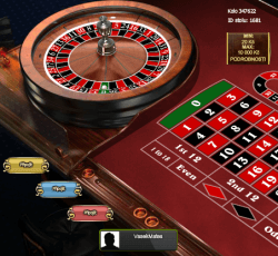 Fortuna Casino - ruleta