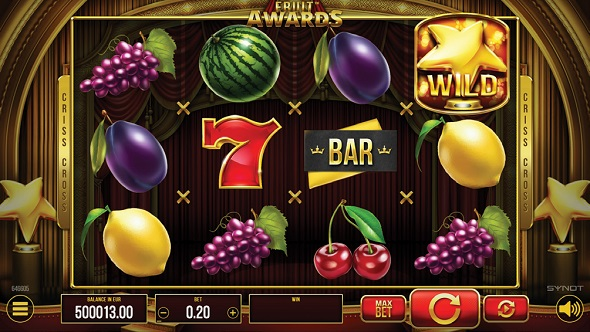 Hrací automat Fruit Awards