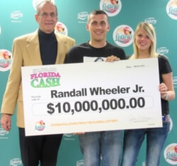 Loterijní výherci