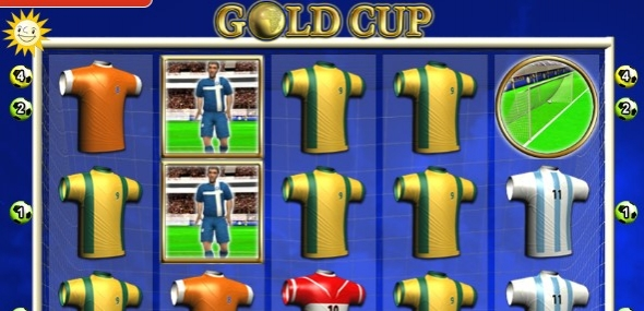 Gold Cup automat