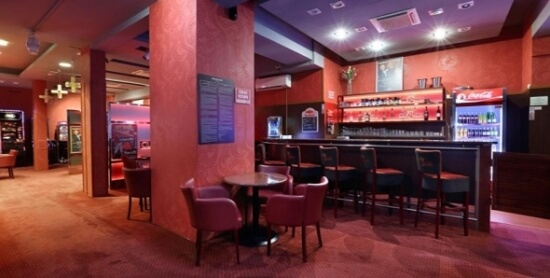 Casino Club Bonver Liberec - bar