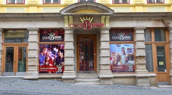 Casino Club Bonver Liberec