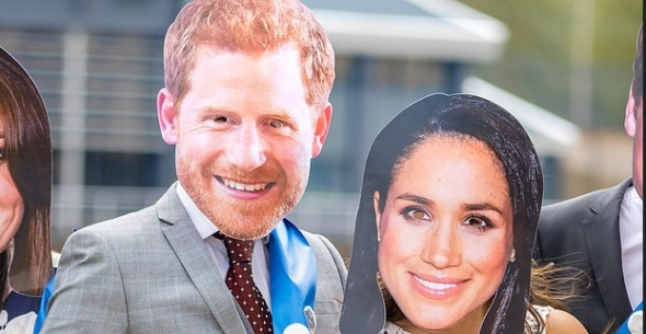 Harry a Meghan