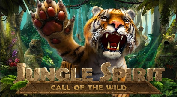 Online hrací automat Jungle Spirit Call of the Wild
