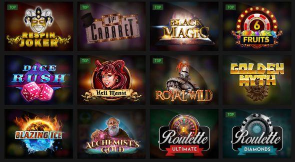 Casino hry morocco gambling