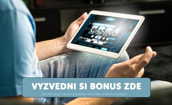 Casino bonus za registraci bez vkladu
