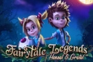 Fairytale Legends: Hansel and Gretel - recenze automatu