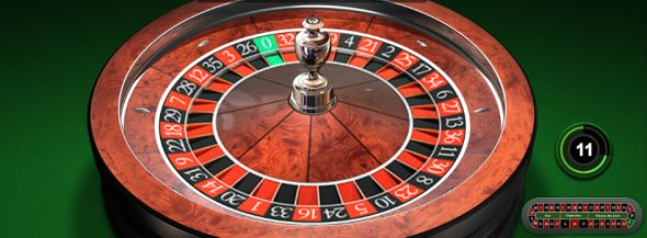 Multiplayer ruleta ve Fortuna Vegas
