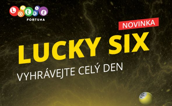 Loterie Lucky Six of Fortuny