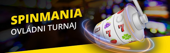 Spinmania v online casinu Fortuna